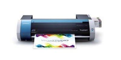 Tutorial: Adesivi personalizzati con la Roland BN20- Latina