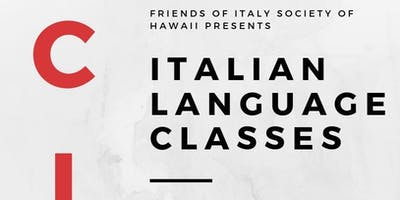 Italian Language Classes for Adults (Level 1 beginner)