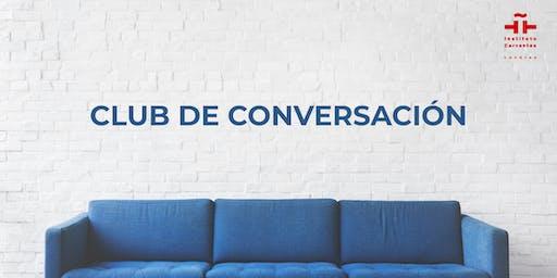 CLUB DE CONVERSACIÓN - Bono 6 sesiones