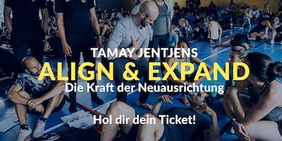 Align & Expand Berlin - von Tamay Jentjens - Mai 2019