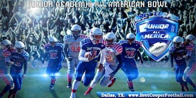 NOMINATION TICKET: 2019 Bret Cooper Football - Junior Academic All American Bowl
