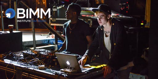 BIMM Hamburg Presents: Introduction to Music Production with Live 10