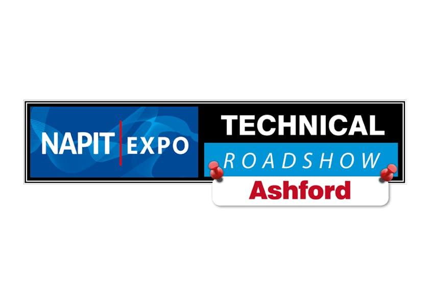 NAPIT EXPO Technical Roadshow - ASHFORD