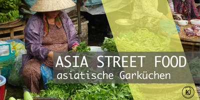 ASIA STREET FOOD mit Corinna Krampe