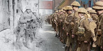 Of no earthly use: the 2nd Line divisions and the Western Front