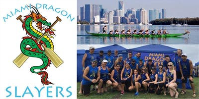 Free Beginner Dragon Boat Practice Session