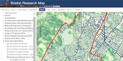 Neighborhood Data Training: Jamaica Plain