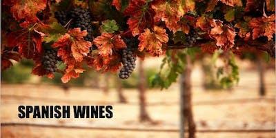 Alex Nicholas Selection Wine Tasting  - Wines of Spain in Brooklyn