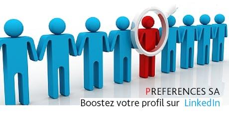 Faire la différence par LinkedIn – Boostez votre Profil !  (fra) billets
