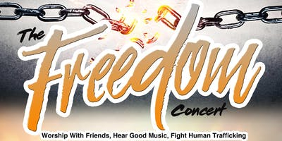 The Freedom Concert: a fundraiser for Route One (anti-trafficking efforts)