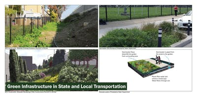 RESCHEDULED - Tech Talk! Green Infrastructure in Transportation-