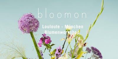 bloomon Workshop 20. Februar | München, Louloute