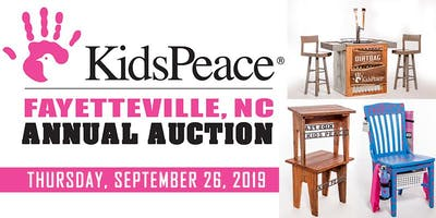 KidsPeace Fayetteville, Annual Auction Sponsored By Re-Store Warehouse