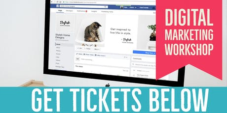 Digital Marketing Workshop | Berkshire tickets