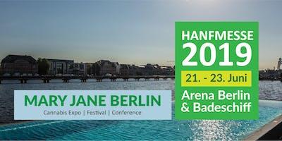 Mary Jane Berlin - International Cannabis Expo