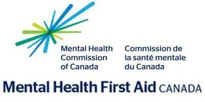Mental Health First Aid (Basic) - Feb 6, 13, 20, & 27, 2019