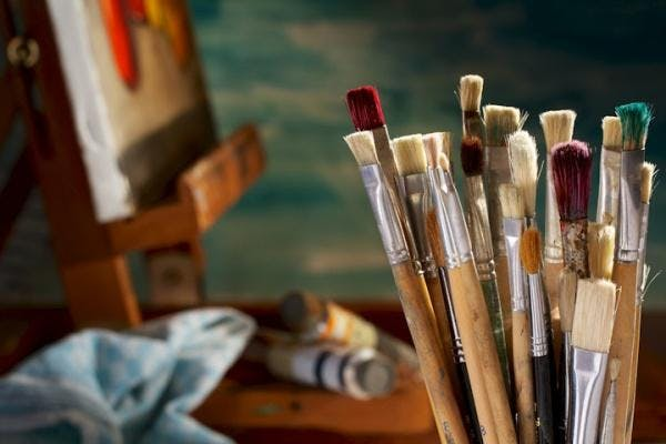 Introduction to Drawing and Painting - 10 Week Course - 7-9pm