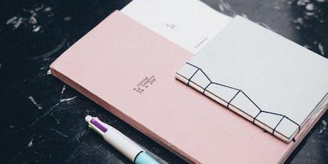 Atelier+ Boekbinden tickets