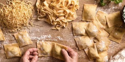 Pasta Making 101 with Chef Michael Zentner