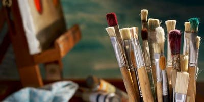 Introduction to Drawing and Painting - 10 Week Course - 4-6pm