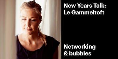New Years Talk: Le Gammeltoft