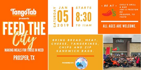 Feed the City Prosper-Jack and Jill of America, Inc. - Far North Dallas Chapter  tickets