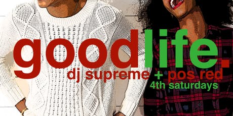 The Goodlife tickets