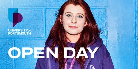University of Portsmouth Open Day  tickets