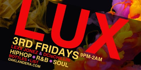 LUX: DJs DC & Lexx tickets