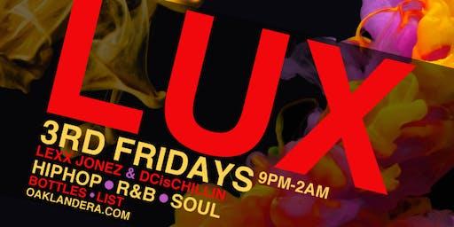LUX: DJs DC & Lexx
