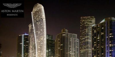 Exclusive DEMA Event with Aston Martin Residences - Miami, Florida