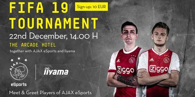 The Arcade Hotel, FIFA Championship December