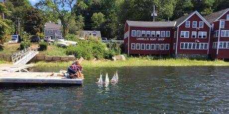 Build Your Own Pond Yacht! tickets