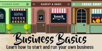Business Basics - Starting a Business