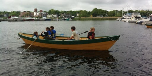 Rowing on the Mighty Merrimack