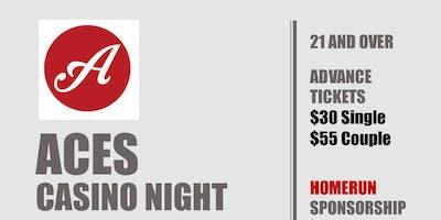 Aces Casino Night