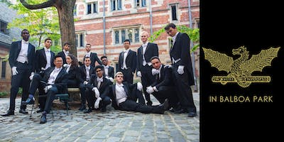 An Evening with the Yale Whiffenpoofs in Balboa Park
