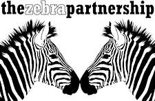 Carol Ann Whitehead FRSA, Director of Dazzle, The Zebra Partnership logo