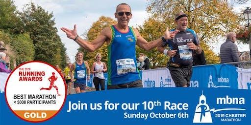 MBNA Chester Marathon 2019