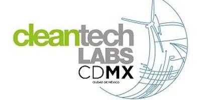 Charla de inducción y visita guiada por las instalaciones de Cleantech Labs CDMX
