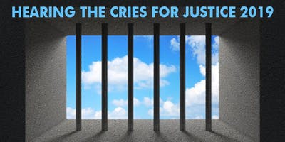 Hearing the Cries for Justice - Eugene 2019
