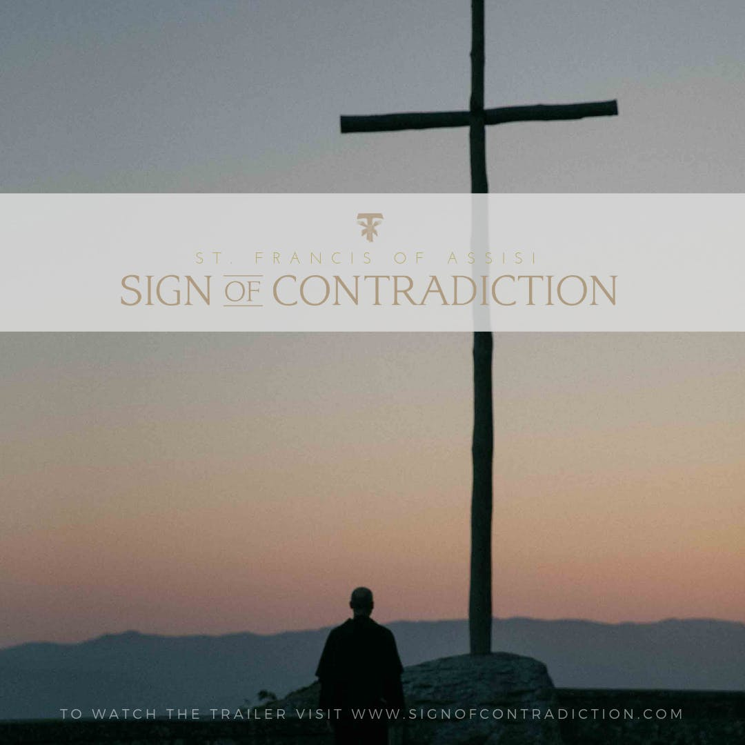 Sign of Contradiction - A Film about Saint Francis