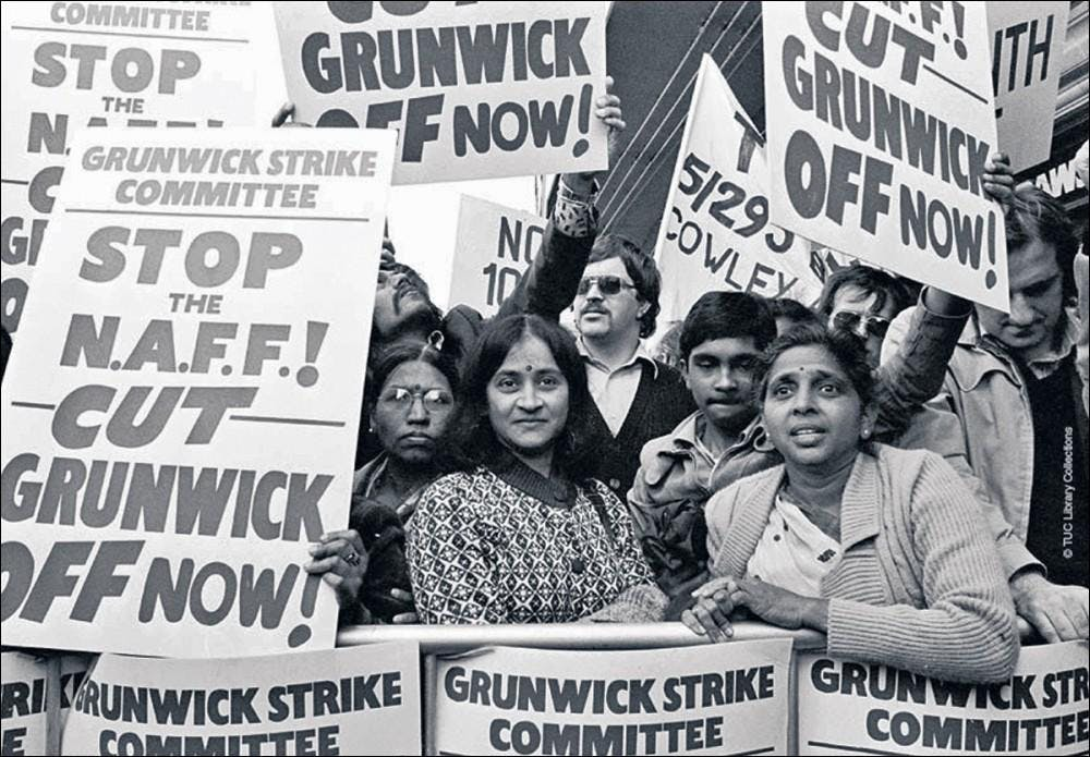 STRIKING WOMEN: Struggles and strategies of S