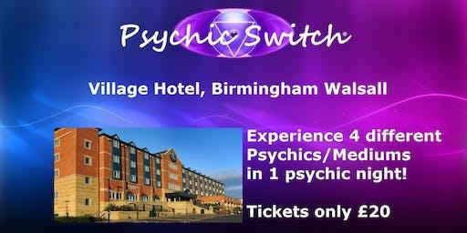 Psychic Switch - Walsall (Birmingham)