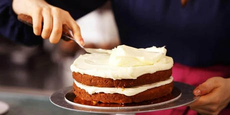 Culinary Academy - Cooking Essentials VI: Cake Decorating tickets
