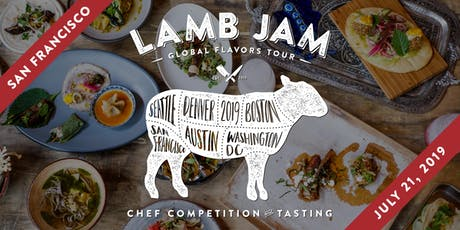 Lamb Jam San Francisco - 2019 tickets
