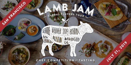 Lamb Jam San Francisco - 2019
