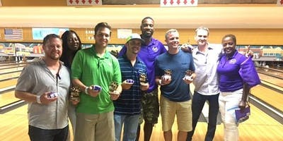 "Calvin ""MEGATRON"" Johnson Jr. Foundation ""Super Bowl"" VIP Strike Out Pancreatic Cancer Bowl-A-Thon"