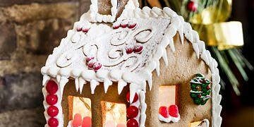 Culinary Academy - How To Decorate A Gingerbread House : 10AM Class