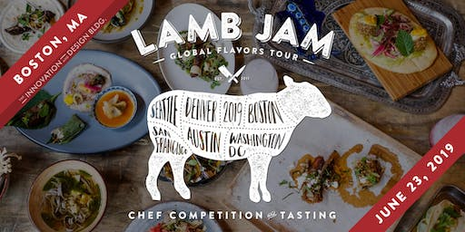 Lamb Jam Boston - 2019